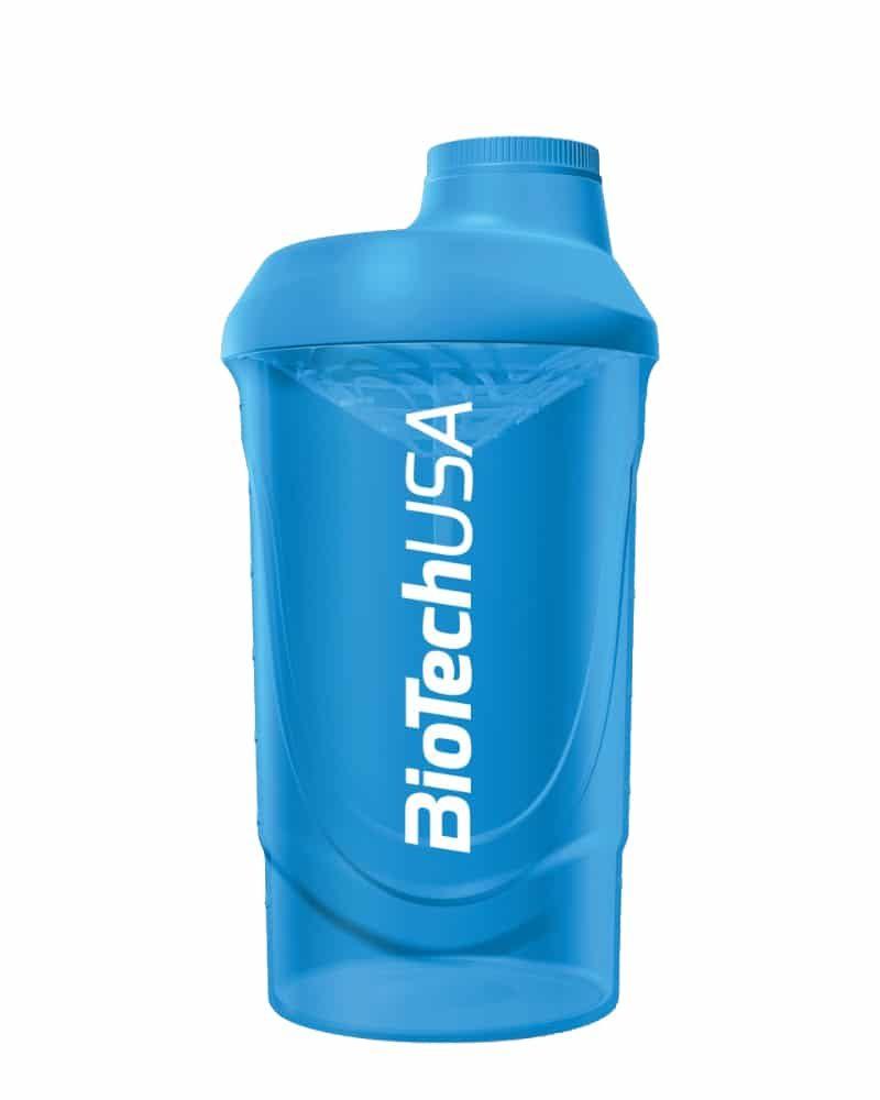 BioTech Wave Shaker EU 600 ml - blue