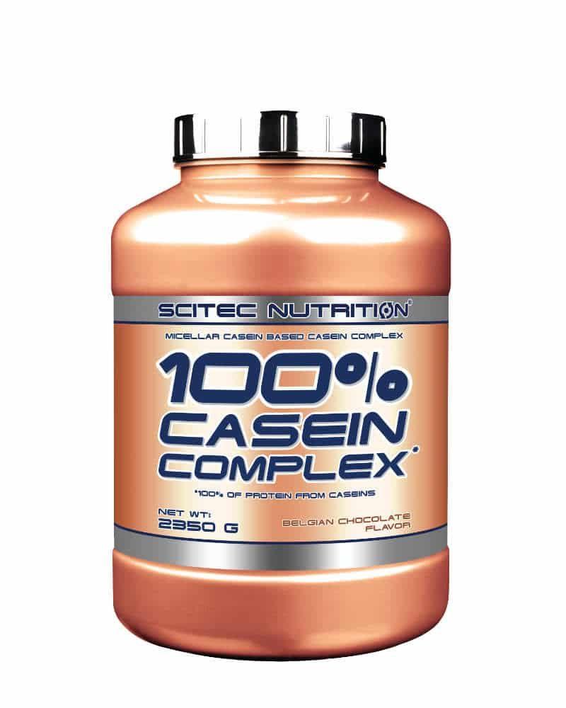 Scitec 100% Casein Complex - 2.35 kg Chocolate