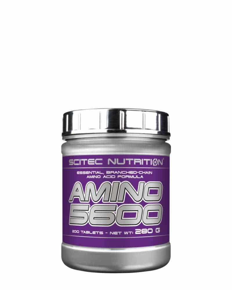 Scitec Amino 5600 - 200 tabs