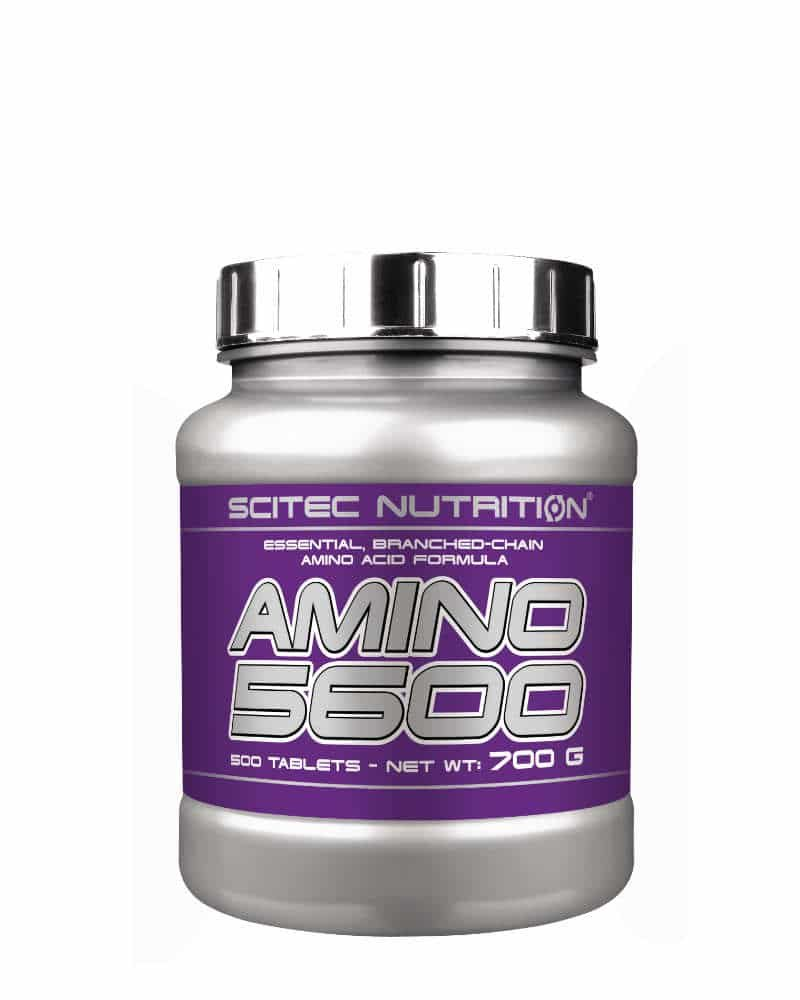 Scitec Amino 5600 - 500 tabs