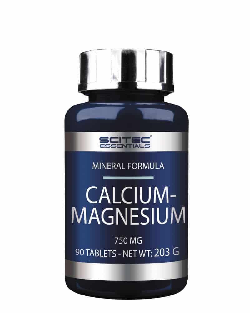 Scitec Calcium Magnesium - 90 tabs