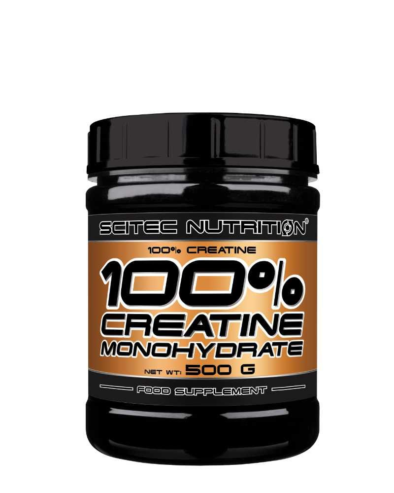 Scitec Creatine Monohydrate - 500 g