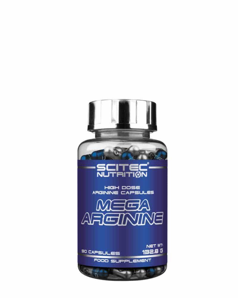 Scitec Mega Arginine - 90 caps