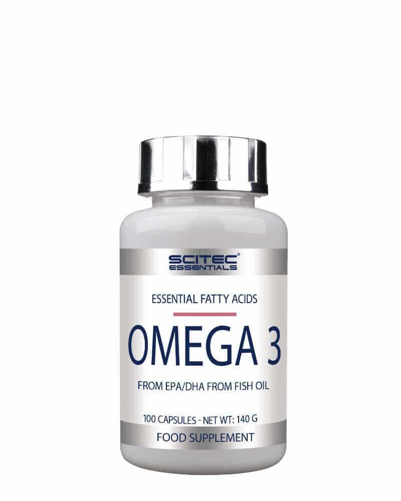 Scitec Omega3 - 100 caps