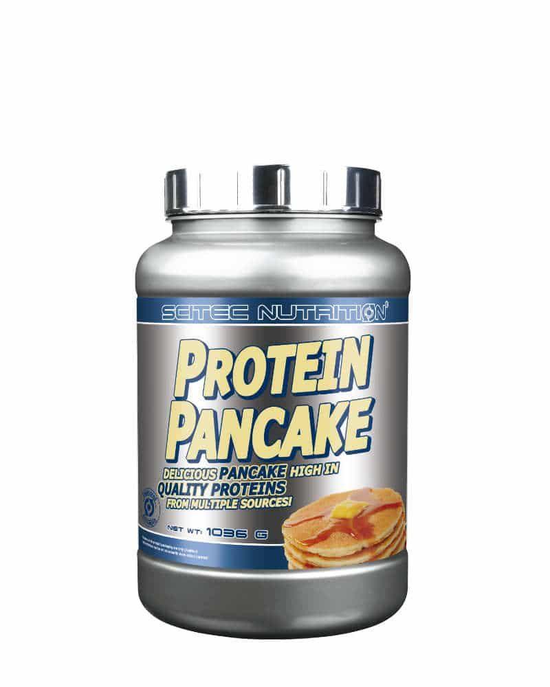 Scitec Protein Pancake - 1036 g - Unflavoured